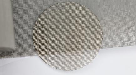 不锈钢丝网过滤网片-浩通过滤
