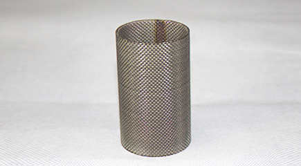 不锈钢丝网过滤网筒-浩通网业