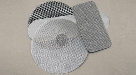 各种形状的异形过滤网片-浩通网业