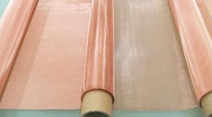 磷铜网-锡青铜网成品展示-浩通网业
