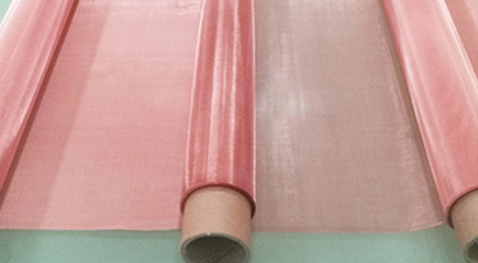 铜网-紫铜丝网-信号屏蔽网-浩通网业