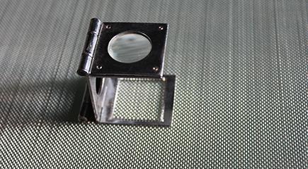 不锈钢丝网过滤网目数测量-浩通网业