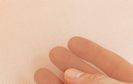 实验室用屏蔽铜网,厂家定制生产,浩通网业